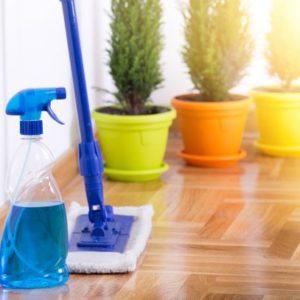 dementie stoppen met werken schoonmaken