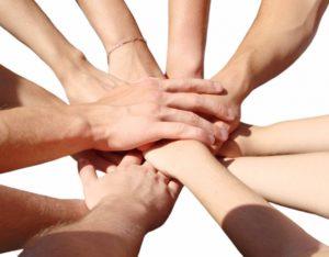 mantelzorg handen samen voor dementie