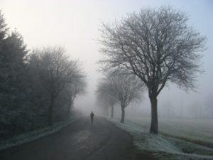dementie en alleen weglopen van huis