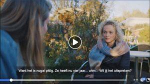 Frank van der Lende en Eva in gesprek over dementie