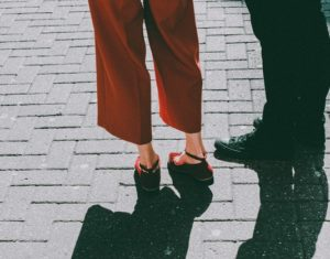 dementie moeite met lopen