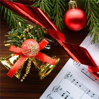 dementie en muziek en zingen van kerstliedjes